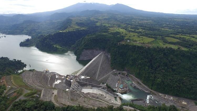 La fuerza hidráulica es la principal fuente de energía del país / Foto: ICE