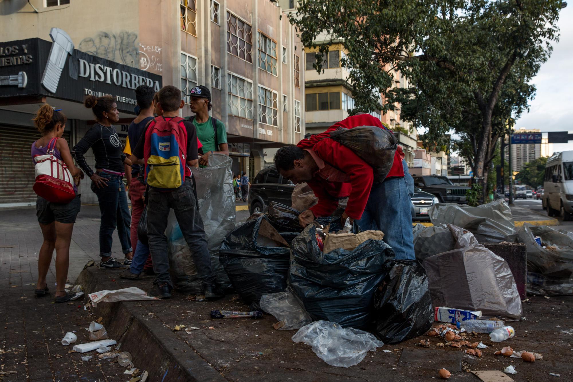 Pobreza Venezuela