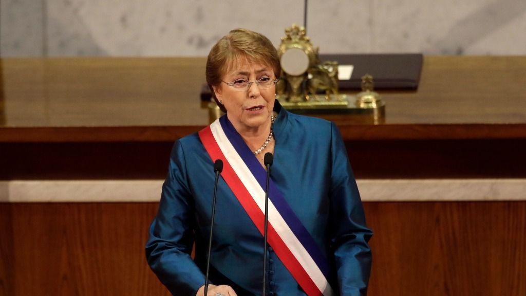 Michelle Bachelet es la mujer más poderosa de América Latina / Foto: Ministerio Secretaría General de Gobierno Chile