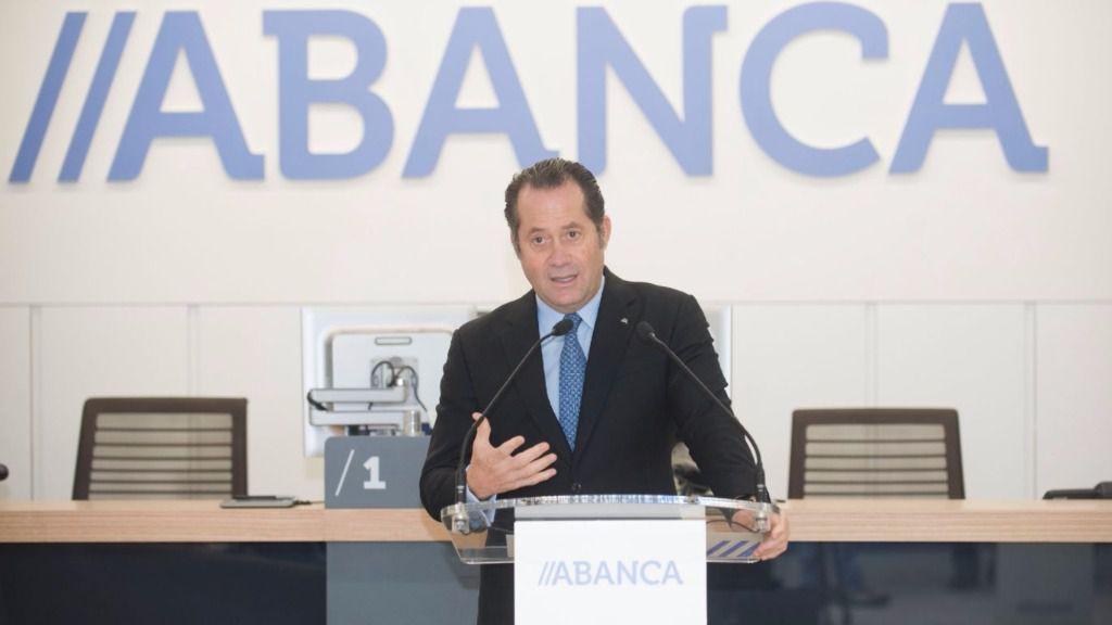 Juan Carlos Escotet acumula un patrimonio de 4.000 millones de dólares según Forbes / Foto: Abanca