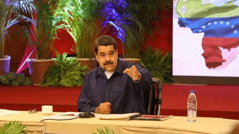 La UE aprueba por unanimidad el embargo de armas a Venezuela / Foto: Vicepresidencia Venezuela