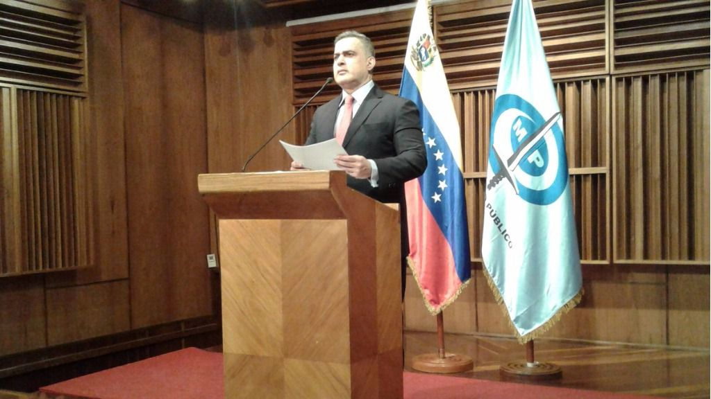 Saab denuncia que directivos de Citgo gestionaron programas de deuda sin autorización / Foto: Ministerio Público Venezuela