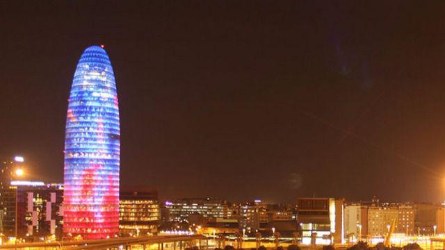 Torre Glories o Agbar