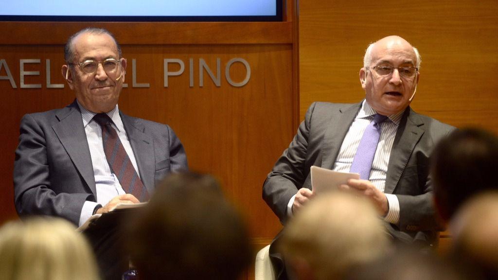Nicolás Redondo Terreros y Javier Zarzalejos