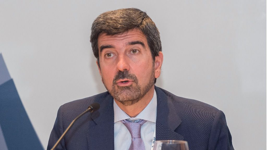El director gerente del mercado Latibex, Jesús González Nieto, hace balance de la edición 19 / Foto: BME