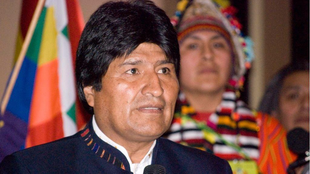 Se retira el límite de mandatos, lo que permitiría a Evo Morales buscar la reelección en 2019 / Flickr: Sebastian Baryli