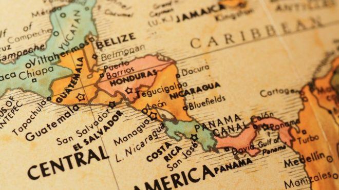 América Central quiere convertirse en el corredor logístico entre las potencias del norte y Suramérica / Foto: Emaze