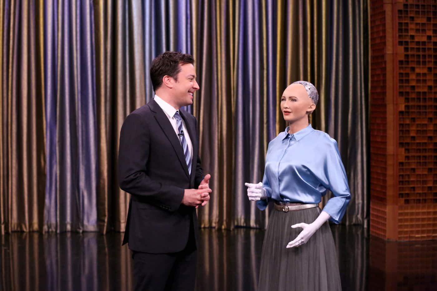 Robots Sophia