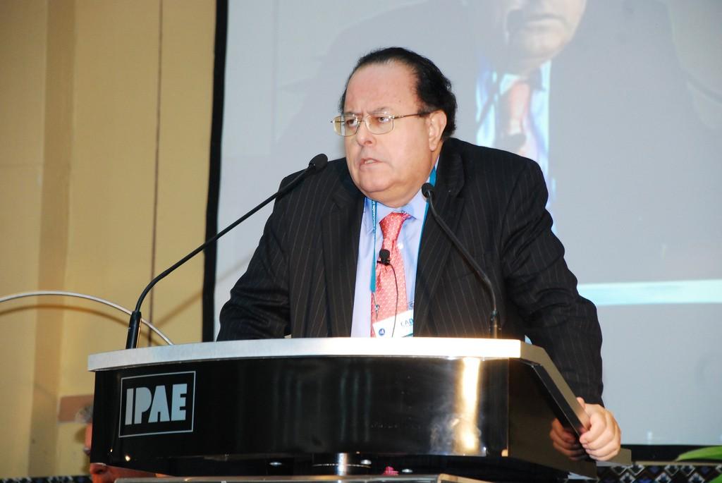 """Julio Velarde, presidente del Banco Central: """"La recuperación está viniendo bastante rápido"""" / Flickr: CADE Perú"""