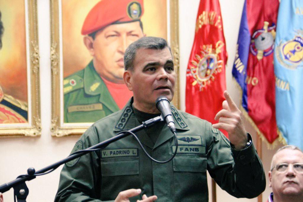 El general Vladimir Padrino López ha sido el jefe militar con más poder en años / Foto: Ministerio de la Defensa
