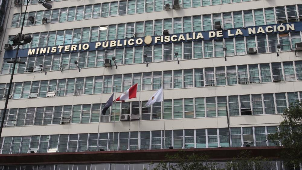 """Según el abogado del fiscal, la denuncia """"no tiene sustento alguno"""" / Foto: Ministerio Público"""
