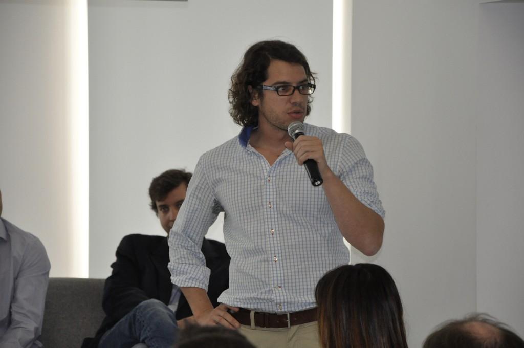 Líderes tecnológicos como Carlos Kuchkovsky hablarán de las posibilidades que ofrece el blockchain / Foto: BBVA