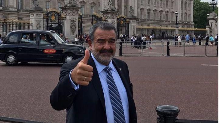 El magnate Andrónico Luksic entra en la campaña electoral chilena / Fb: Andrónico Luksic