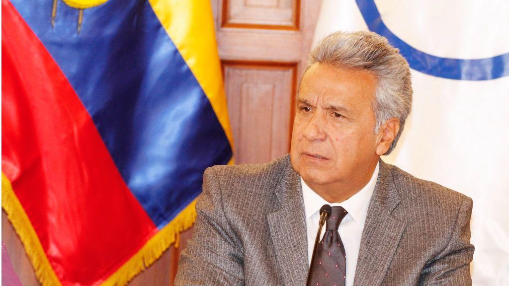 El ala correísta insiste en que ya destituyeron a Moreno como presidente de Alianza País / Foto: Presidencia Ecuador
