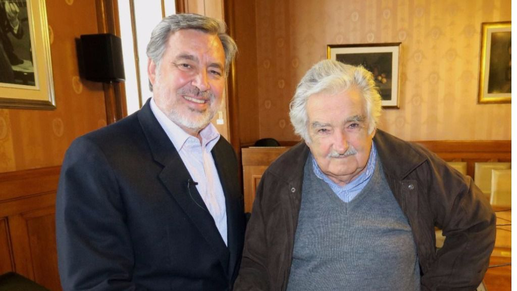 Guillier y Mujica