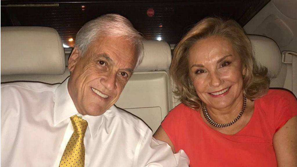 En 2009, la fortuna de Piñera equivalía al 0,6% del PIB chileno, ahora es del 1% / Twitter: @sebastianpinera