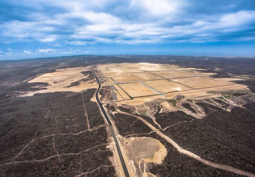 La Refinería del Pacífico fue un proyecto promocionado por Rafael Correa y Hugo Chávez / Foto: Refinería del Pacífico