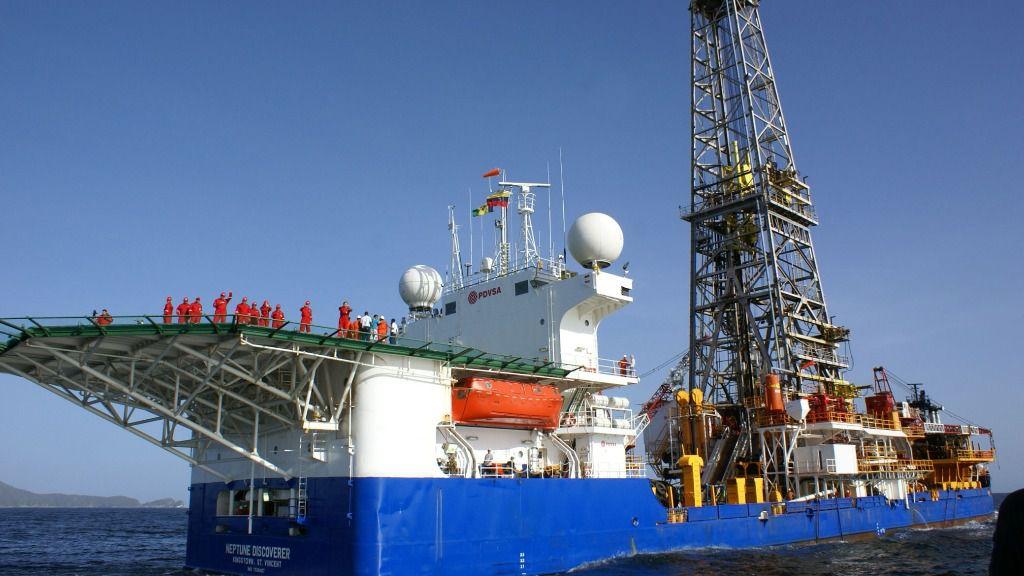 Torino Capital advierte sobre la caída continuada de la producción de petróleo en Venezuela / Foto: PDVSA