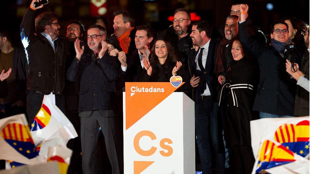 Ciudadanos Cataluña