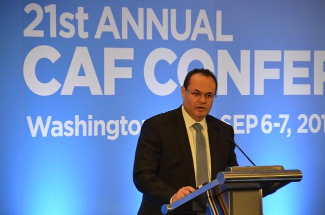 La excusa de la CAF es que entregó el préstamo al Banco Central y no al gobierno / Foto: CAF