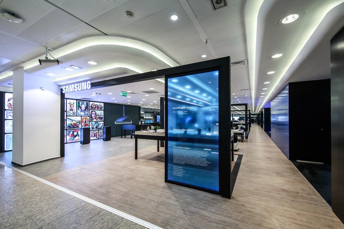 Este no es el único proyecto que Samsung pone en marcha junto a El Corte Inglés / Foto: Samsung