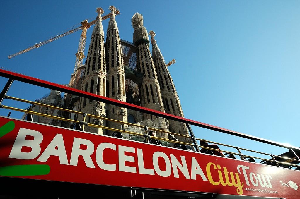 Caen la llegada de turistas y la ocupación hotelera en Cataluña / Flickr: Guido Andolfato