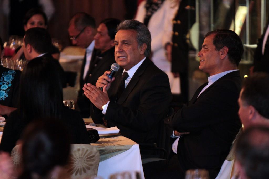 """Correa califica de """"golpe de Estado"""" la consulta que promueve Moreno / Flickr: Agencia de Noticias ANDES"""