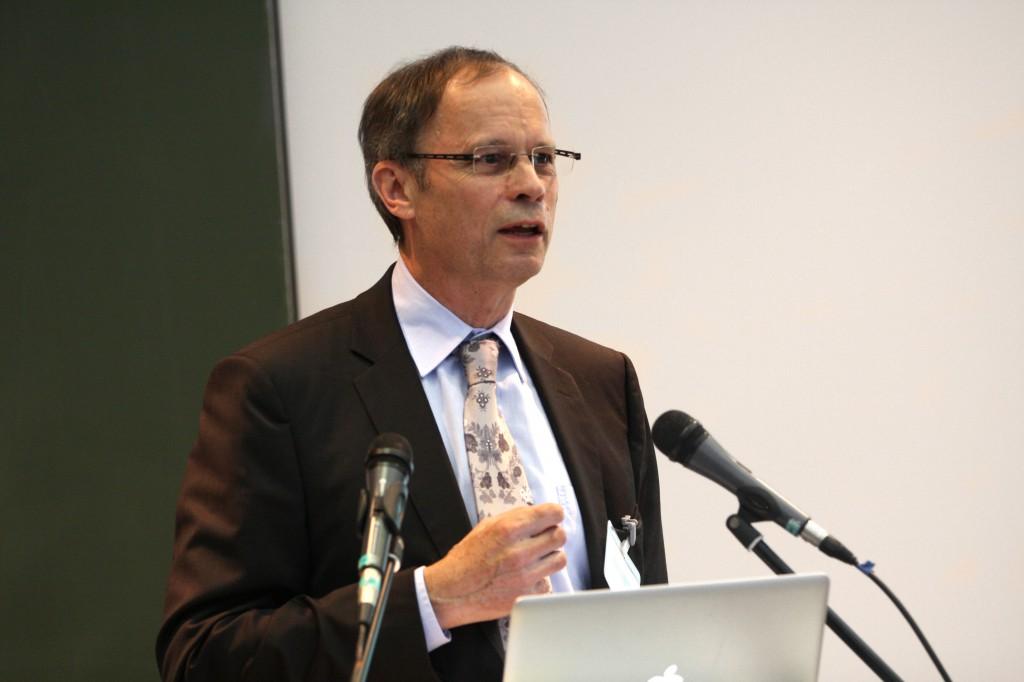 Jean Tirole, Premio Nobel de Economía, también habla de una burbuja bitcoin/ Foto: Université Paris-Saclay