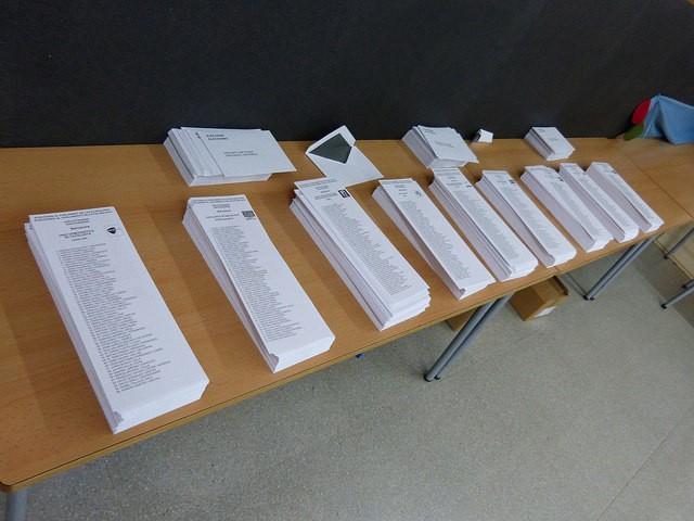 El sistema electoral español es de listas cerradas / Flickr: calafellvalo