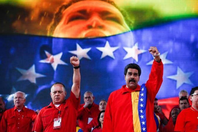 Se decía que Ramírez era del triunvirato, con Maduro y Diosdado Cabello / Foto: PDVSA