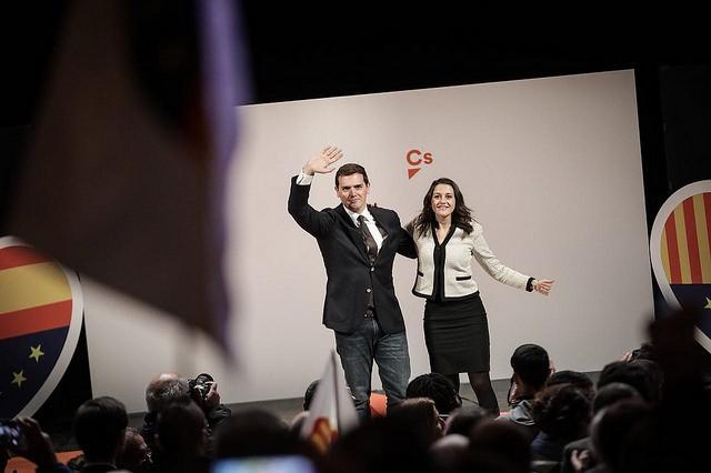 Ciudadanos propone un plan de choque para incentivar la vuelta de empresas culturales a Cataluña / Foto: Ciudadanos
