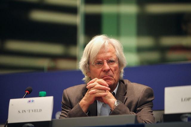 Javier Nart impulsó la candidatura de la oposición venezolana al Premio Sajarov del Parlamento Europeo / Foto: ALDE