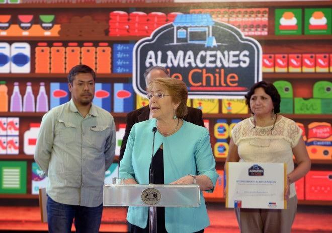 """Según Marticorena, el Ejecutivo de Bachelet defendió """"tarde"""" su legado político / Flickr: Gobierno de Chile"""