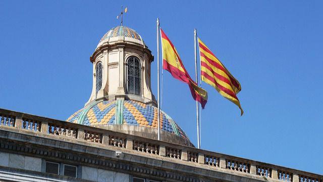 Banderas Cataluña