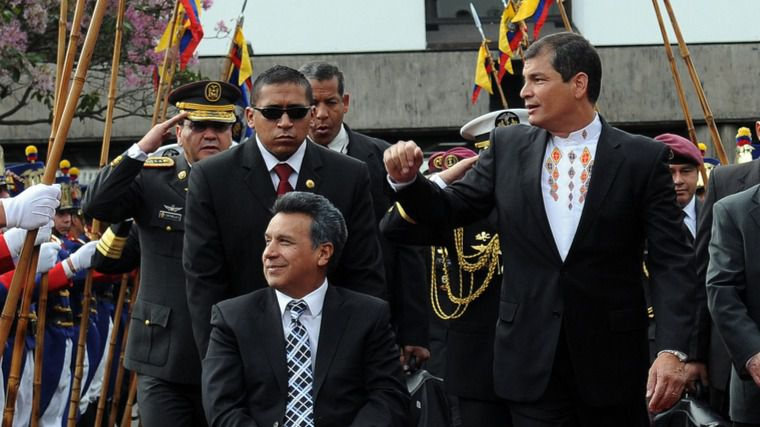 La consulta popular se celebrará el próximo 4 de febrero / Foto: Presidencia Ecuador