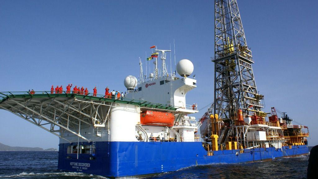 El petróleo es la principal industria de Ecuador y Venezuela / Foto: PDVSA