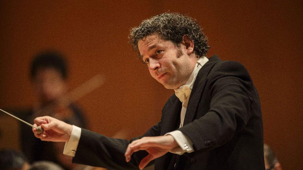 Con la Filarmónica de Viena Dudamel debutará en el Teatro Real / EFE: Patrick Fallon