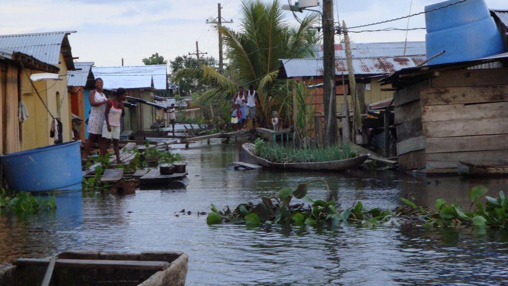 Los efectos del cambio climático se reflejan en América Latina en inundaciones / Foto: Ocha Colombia