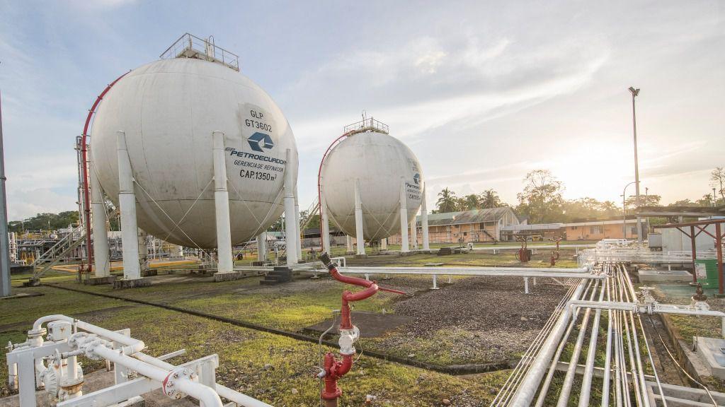 Ecuador produjo 520.000 barriles de petróleo diarios en diciembre / Foto: Petroecuador