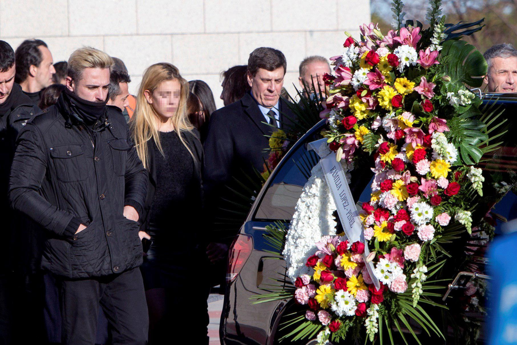 Funeral Diana Quer