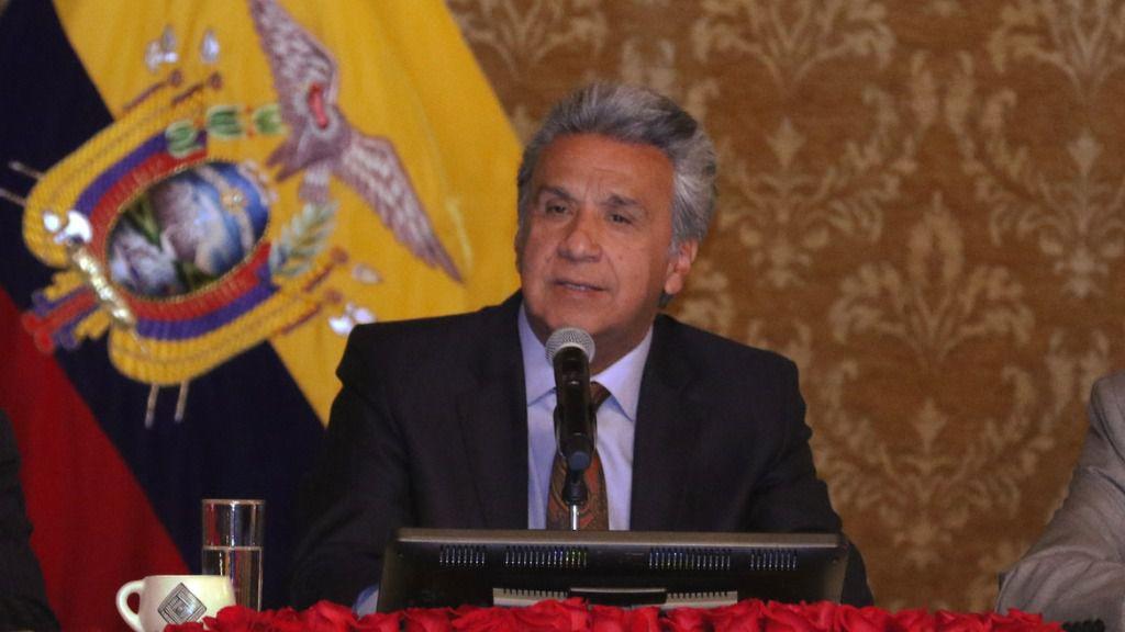 De las siete preguntas de la consulta de Moreno, Correa votará no a tres / Flickr: Agencia de Noticias Andes