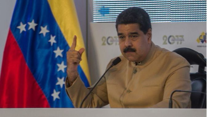 El 72% de los venezolanos rechaza la gestión del Ejecutivo de Maduro, según una encuesta / Foto: Vicepresidencia Venezuela