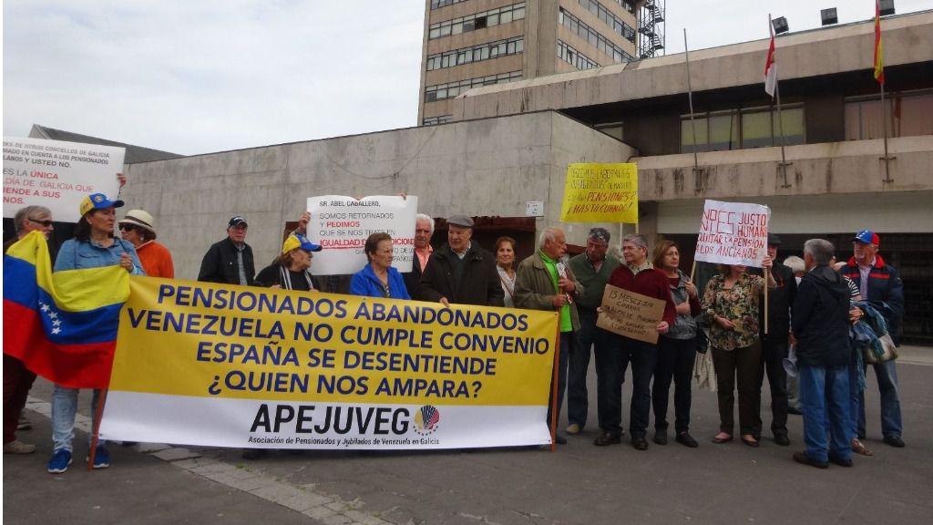 """Ante la promesa de Maduro Varenkow afirma: """"Tuve que sonreírme ante el sarcasmo"""" / Foto: Apejuveg"""