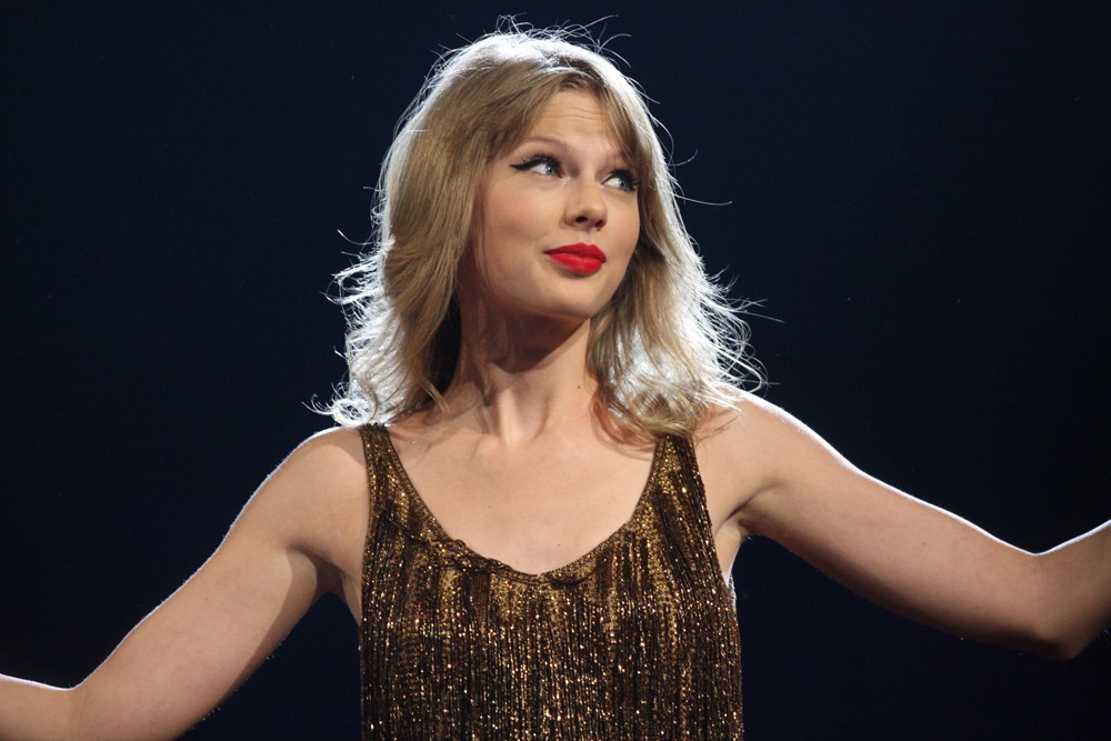 Taylor Swift decidió retirar todo su catálogo de Spotify / Flickr: Taylor Swift