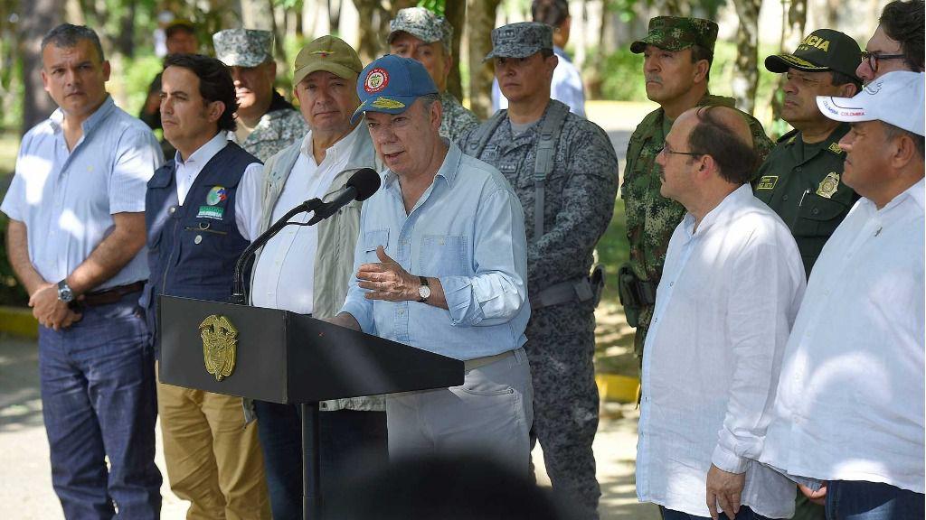 El sociólogo colombiano Gálvez se muestra crítico con el endurecimiento de los controles fronterizos / Foto: Pcia Colombia
