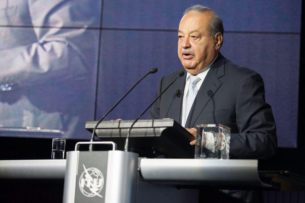 América Móvil es la joya de la corona de Carlos Slim / Flickr: ITU Pictures