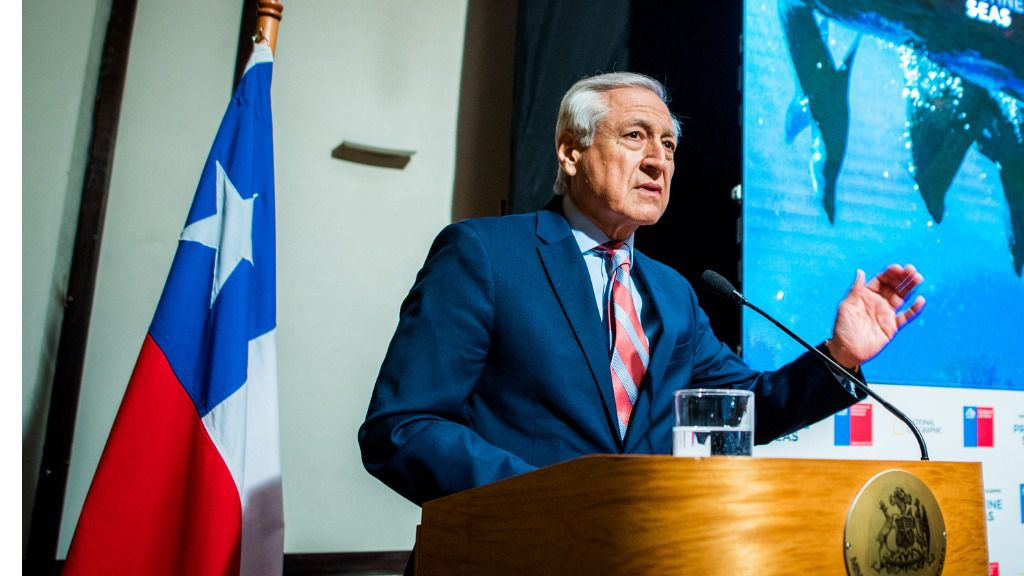 """El éxodo venezolano en Chile es de """"casi 100.000"""" según el ministro de Exteriores chileno / Foto: Prensa Minrel"""