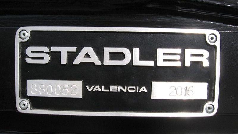 Stadler Valencia
