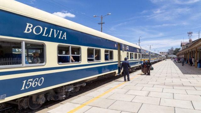 Tren Bolivia
