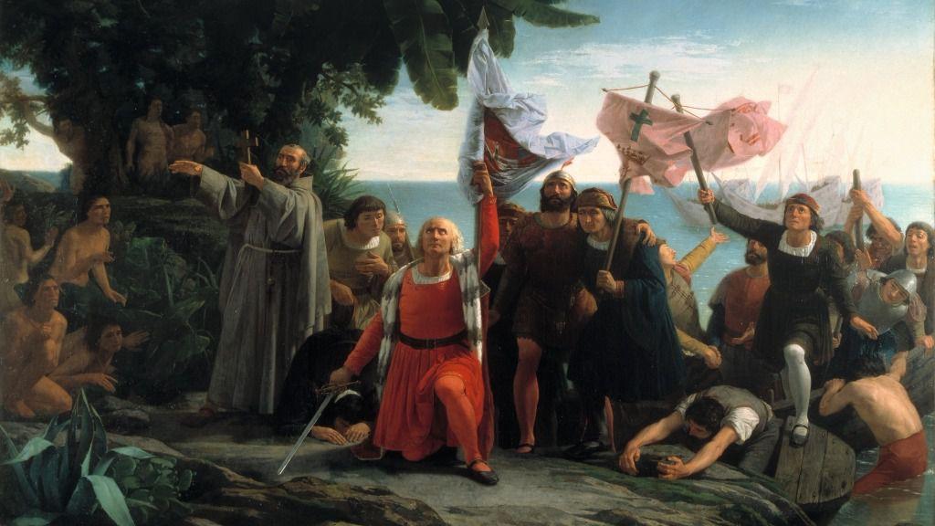 Desembarco de Colón